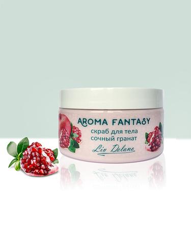 Liv delano Aroma Fantasy Скраб для тела