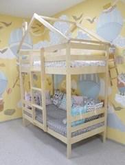 Кроватка домик