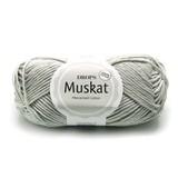 Пряжа Drops Muskat 19 светло-серый