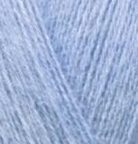 Пряжа Alize Angora Gold 40 голубой