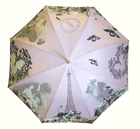 Зонт складной Guy de Jean 3511 Sceau d'Amour