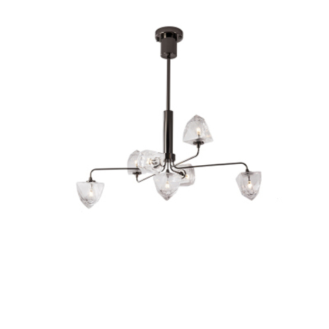 Потолочный светильник Eusolis by Light Room ( 7 плафонов )