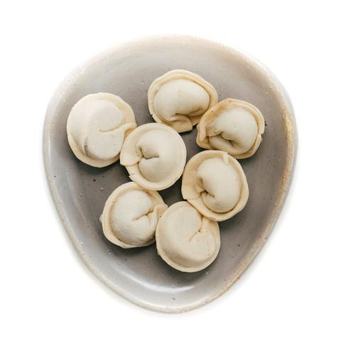 Пельмени с грибами и тофу, замороженные, кг