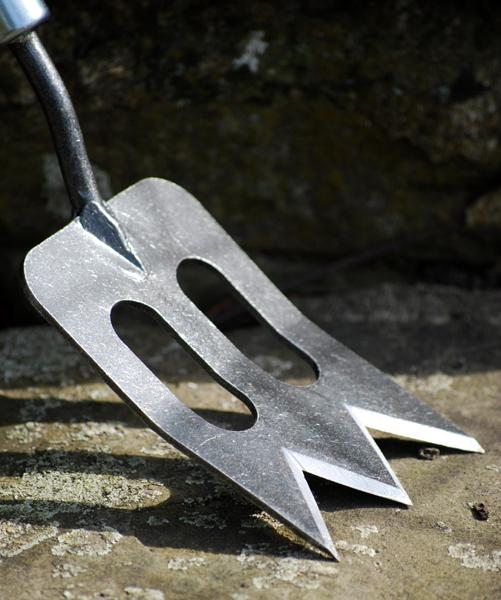 """Универсальная посадочная лопатка садовника и цветовода DeWit, """"Продленная рука"""""""