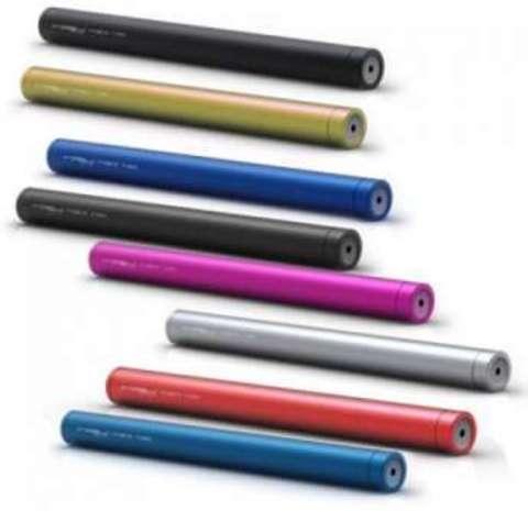 Mipow Power Tube 6600 - внешняя батарея для iPad/iPhone/iPod (Charcoal Gray)