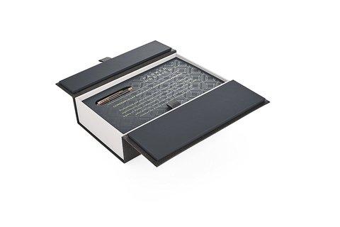*Ручка-роллер  Parker Premier Luxury Brown PGT123