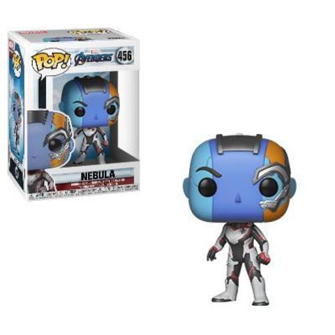 Фигурка Funko POP! Bobble: Marvel: Avengers Endgame: Nebula 36667