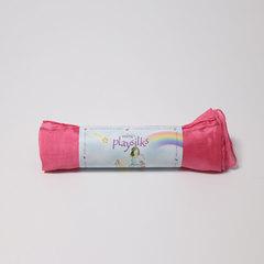 Шёлк игровой 86х86 см розовый (Sarah`s Silks)