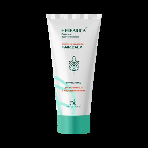 BelKosmex Herbarica Бальзам для волос Восстановление 180мл