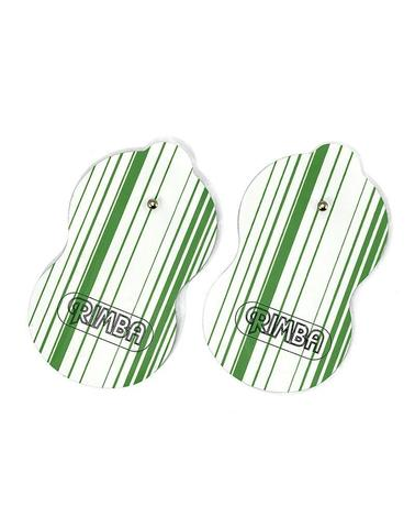 Электроды-накладки. Rimba Electro Adhesive Pads For Item Nr. 880, Uni-Polar ( 2 Pieces)