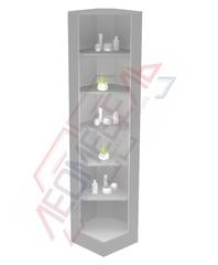 Кс-203 Стойка угловая (витрина)