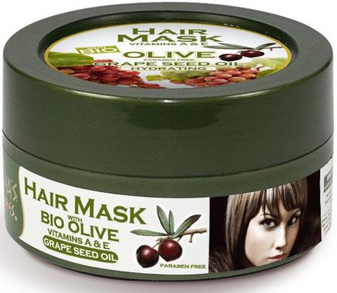 Маска для волос с виноградной косточкой ATHENA'S TREASURES от Pharmaid