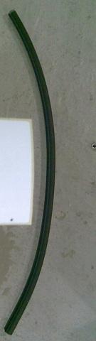 25643010 Шланг резиновый диа. 23/13 х 1000 мм