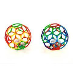 Oball Мячик «Большой Oball с погремушкой» (81035)