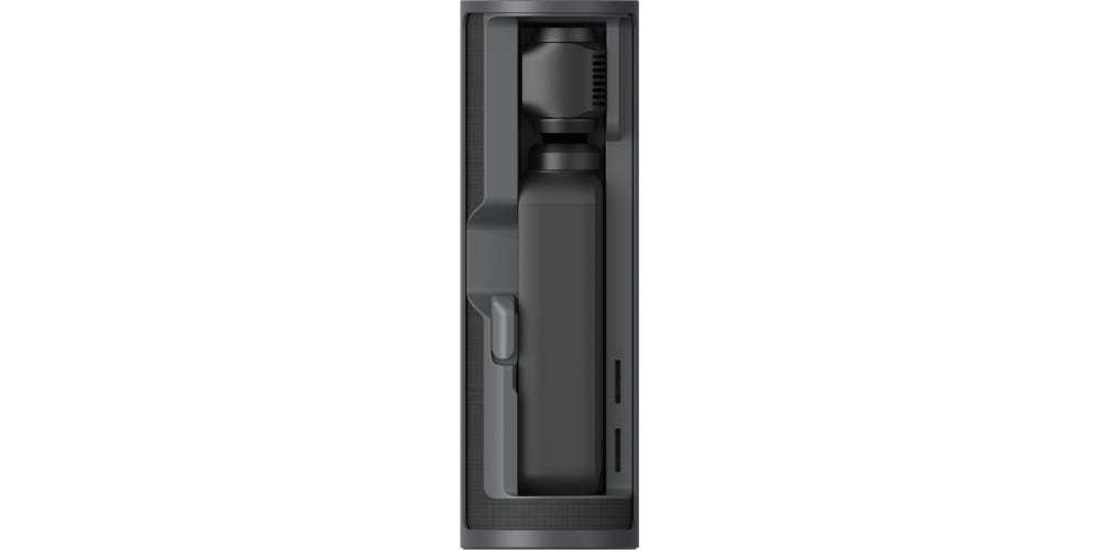 Футляр DJI Osmo Pocket Charging Case (Part 2) открыт