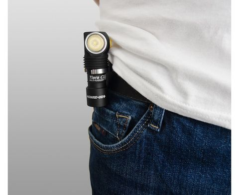 Мультифонарь ARMYTEK TIARA C1 PRO MAGNET USB XP-L Белый