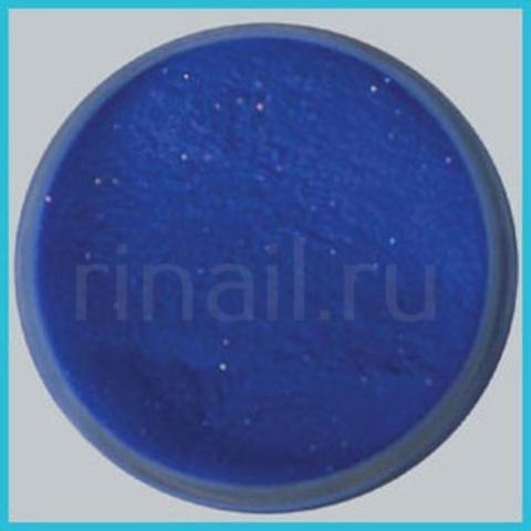 Цветная акриловая пудра Синяя