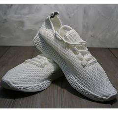 Самые лучшие кроссовки женские Small Swan NB283-2 All White.