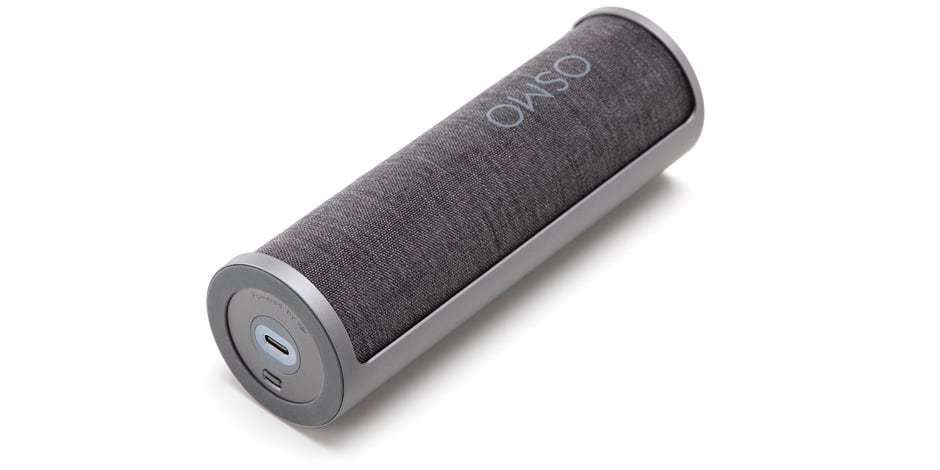 Футляр DJI Osmo Pocket Charging Case (Part 2) сбоку