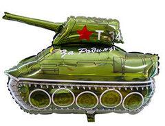 """Фигура """"Танк Т34"""""""