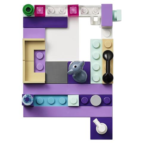 LEGO Friends: Роскошная комната Эммы 41342 — Emma's Deluxe Bedroom — Лего Френдз Друзья Подружки