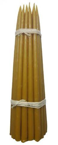 Свечи  №4 Т вес 630 гр первый сорт