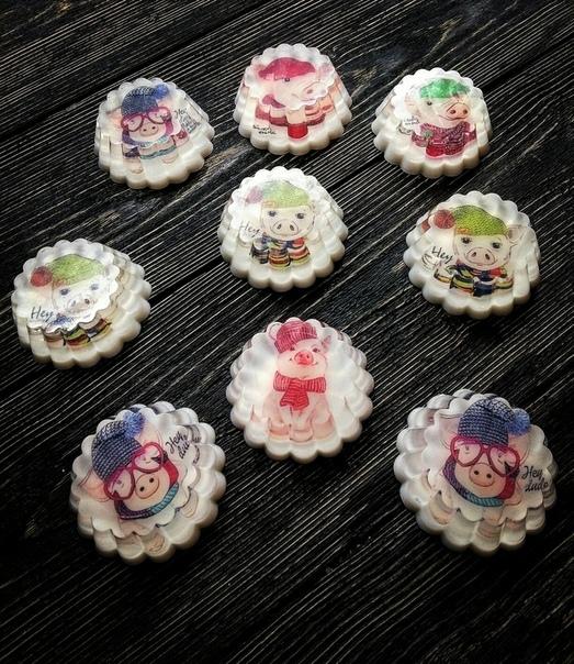 Мыльные конфеты