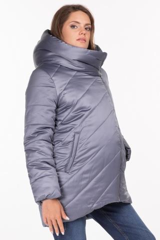 Куртка для беременных 11152 голубой