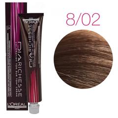 L'Oreal Professionnel Dia Richesse 8.02 (Светлый блондин жемчужный) - Краска для волос