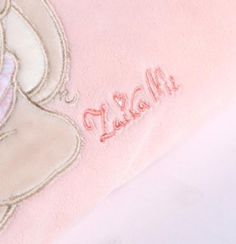 Подушка Зайка Ми розовая