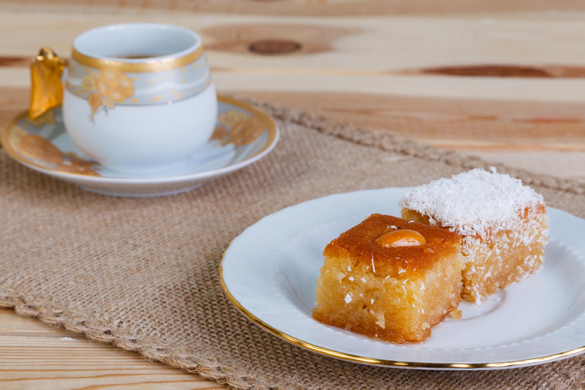 Десерты Восточный десерт Намура с миндалем, 400 г import_files_7e_7e6d0bbf787e11e799f3606c664b1de1_2456a4092e9411e8a993484d7ecee297.jpg