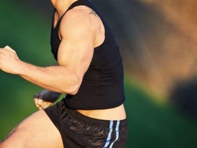 Мужские шорты спортивные черные Aussiebum Shorts Black