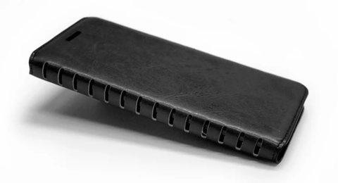 Чехол-книжка New Case для Xiaomi Mi Max 2 черный