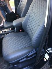 Чехлы на Toyota RAV-4 2013–2019 г.в.