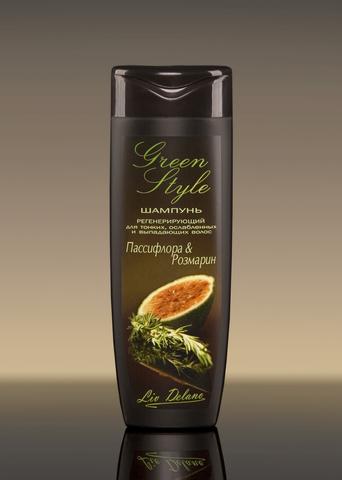 Liv delano  Green Style Регенерирующий шампунь