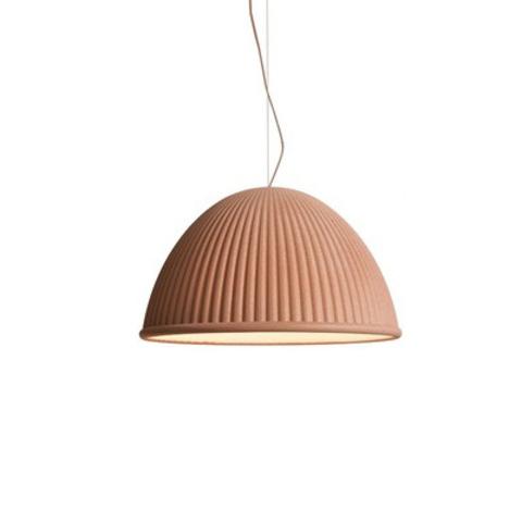 Подвесной светильник копия Under The Bell by Muuto (розовый)