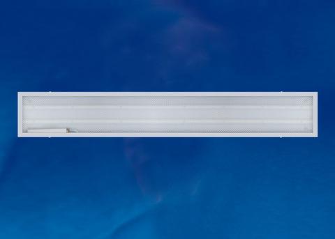ULP-18120 54W/5000К IP40 PREMIUM WHITE Светильник светодиодный потолочный универсальный. Холодный свет (5000K). 6600Лм. Корпус белый. В комплекте с и/п. ТМ Uniel.