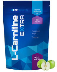 Спортивное питание RLINE L-Carnitine Extra Яблоко 200 гр