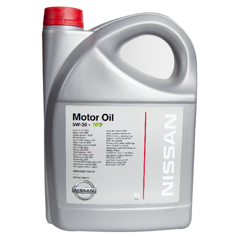 NISSAN MOTOR OIL 5W30 (Европа)