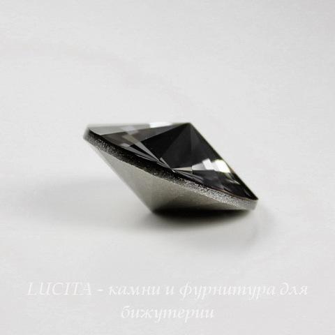 1122 Rivoli Ювелирные стразы Сваровски Crystal Silver Night (14 мм)