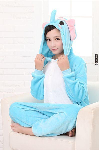 Пижамы кигуруми Слон слоник3.jpg