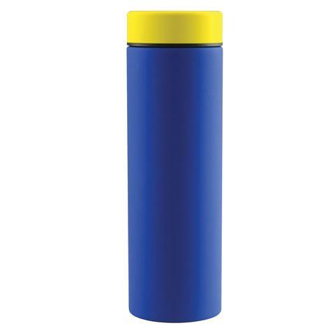 Термос Asobu Le Baton Travel (0,5 литра), синий/желтый