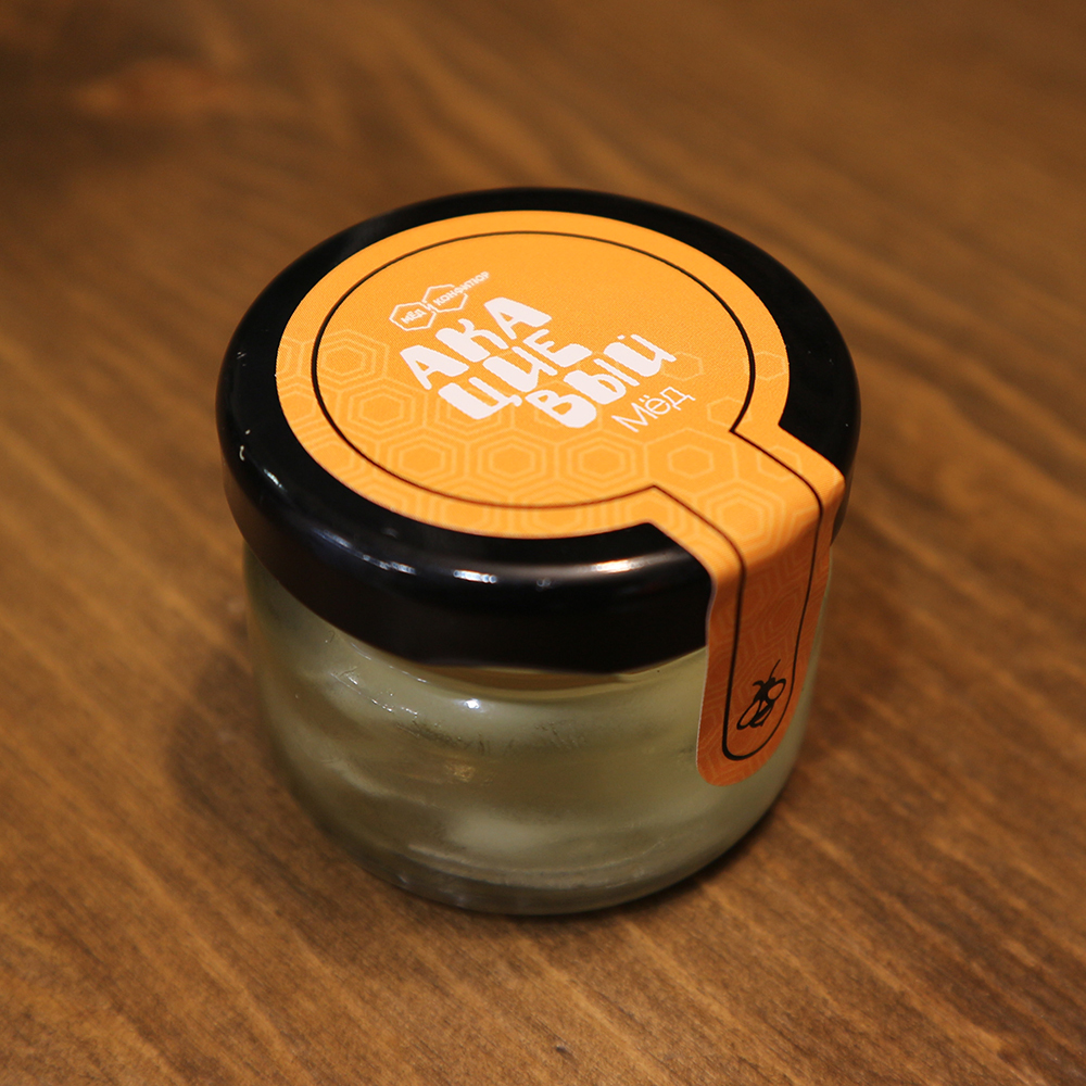 Купить мед акациевый в Перми