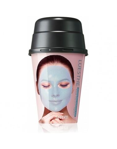 Маска для лица альгинатная Увлажняющая THE SEAM Luesthe Modeling Mask Hyaluronic Acid 55гр