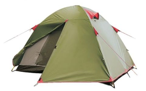 Туристическая палатка Tramp Lite Tourist 2