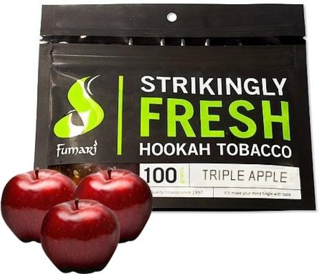 Табак Fumari Triple Apple 100 г