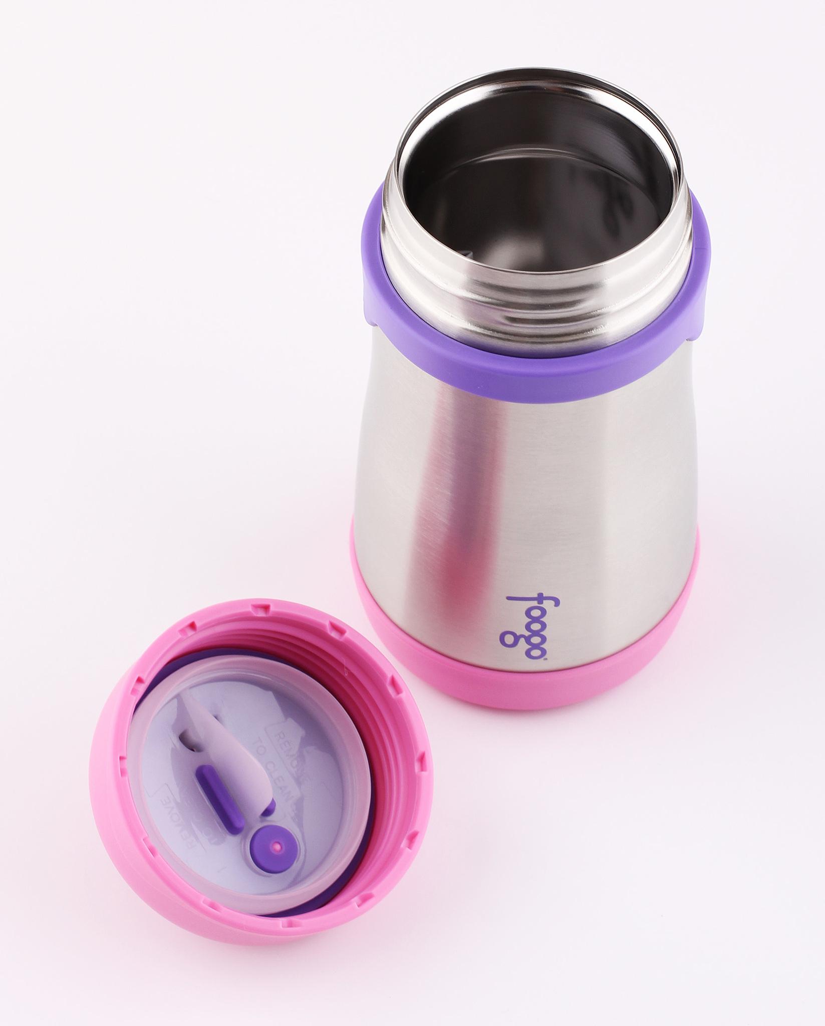 Термос-поильник THERMOS Foogo Phases №2 290 ml розовый