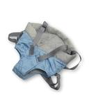 Рюкзак-кенгуру - Голубой. Одежда для кукол, пупсов и мягких игрушек.