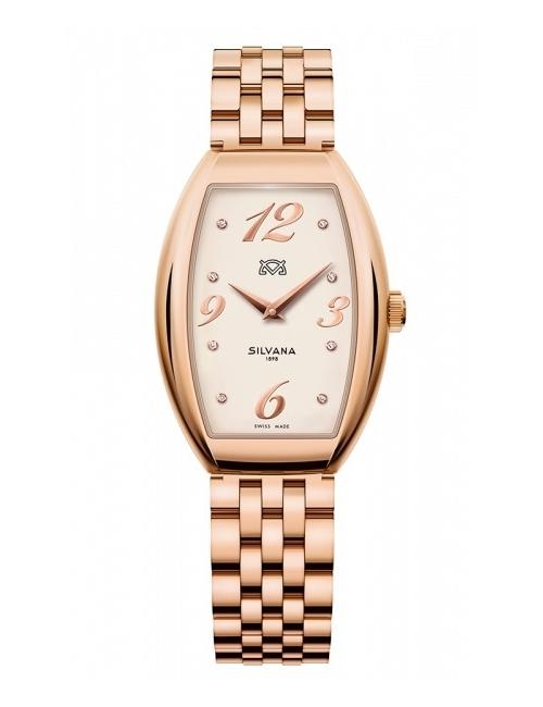 Часы женские Silvana ST28QRR34R Lady Barrel