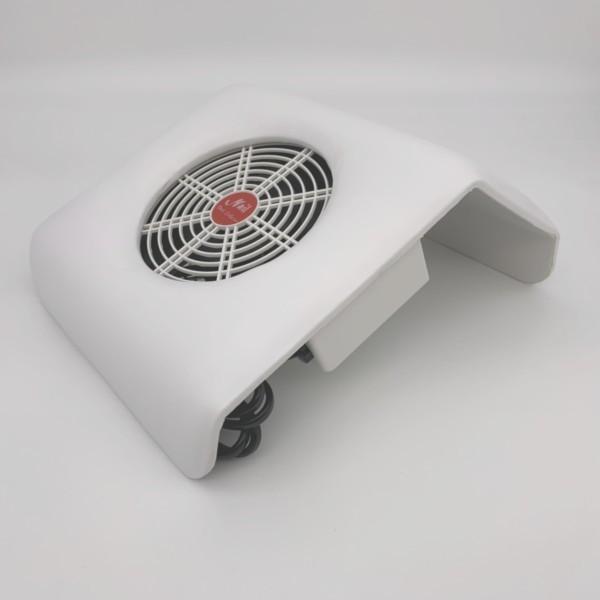 Пылесос для маникюра малый , белый фото
